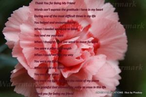 Thank You For Being My Friend - Copy